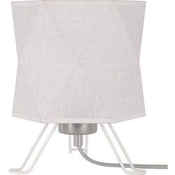 Tklighting Lampa biurkowa tk lighting honey 1x60w e27 ecri 708 (5901780507084)
