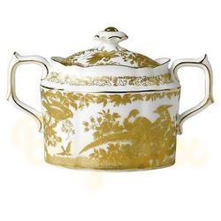 Royal Crown Derby Gold Aves Cukiernica