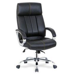 Fotel gabinetowy obrotowy diesel - eko-skóra marki Halmar