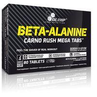 Beta Alanina - Beta Alanine Carno Rush Mega Tabs Olimp (5901330040719)