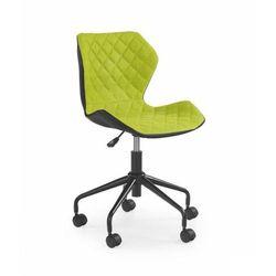 Halmar Młodzieżowy fotel obrotowy - matrix - zielony