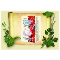 HERBATKA fix Z OWOCEM GRANATU owocowa z granatem - produkt z kategorii- Owocowa herbata
