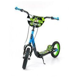Milly Mally Hulajnoga Scooter Extreme Crazy green-blue, kup u jednego z partnerów