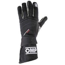 Rękawice OMP Tecnica Evo - Czarny z kategorii rękawice motocyklowe