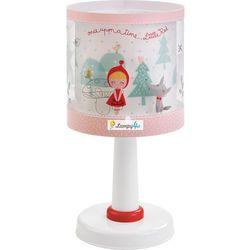 DALBER - Little Red Lampka Nocna Nr. kat. 61901 - produkt z kategorii- Oświetlenie dla dzieci