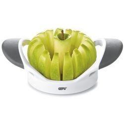 Gefu Krajalnica do warzyw ze stali nierdzewnej, praktyczna drylownica do jabłek, pomidorów. (4006664135702)