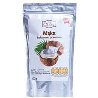 Olvita Mąka kokosowa 200g  (5903111707071)