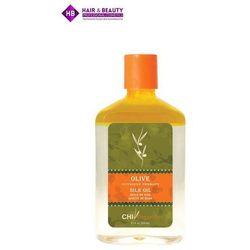 FAROUK CHI Organics Silk Oil Oliwkowy Jedwabny Olejek 250ml