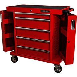 Wózek warsztatowy ze szufladami na kółkach select range 5-szufladowy ken5942620k marki Kennedy