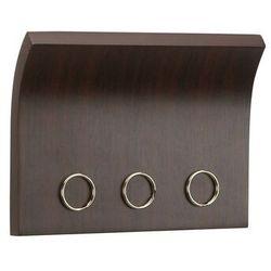 Umbra - Panel na klucze - MAGNETTER - Espresso - espresso