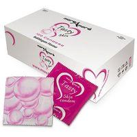 Prezerwatywy MoreAmore Tasty Skin Gift - o zapachu Gumy Balonowej - 1 szt.