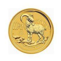 1 uncja Australijska Seria Księżycowa Rok Kozy 2015 - Limitowany Nakład 6000szt. PROOF