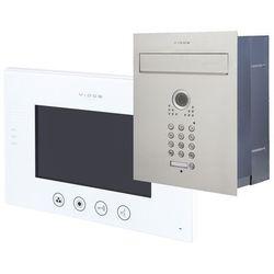 Skrzynka na listy wideodomofon s561d-skp m670w marki Vidos