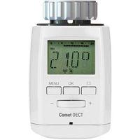 Głowica termostatyczna programowalna Eurotronic COMET DECT, 77 x 51 x 65 mm, COMET DECT