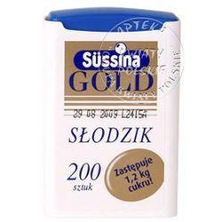 Slodzik Sussina tabl. x 200 ( data waznosci 2013.12.31 ), produkt z kategorii- Preparaty na poziom cukru