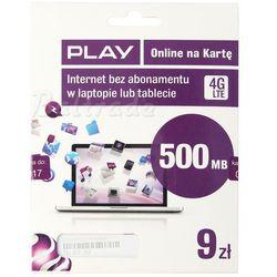 Starter Play Online LTE 9zł (5907782185183)