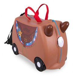 Walizka TRUNKI Koń Bronco jeżdżąca - produkt z kategorii- walizeczki