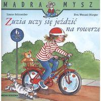 Zuzia uczy się jeździć na rowerze, książka z kategorii Audiobooki