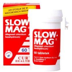 Slow-Mag x 60 tabl. (artykuł z kategorii Witaminy i minerały)