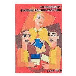 KIESZONKOWY SŁOWNIK POLSKO ROSYJSKI, pozycja z kategorii Encyklopedie i słowniki