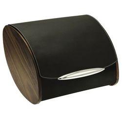 Pojemnik na pieczywo panis, ciemny by  od producenta Legnoart