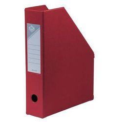 ESSELTE Pojemnik na dokumenty składany A4, 70 mm, czerwony