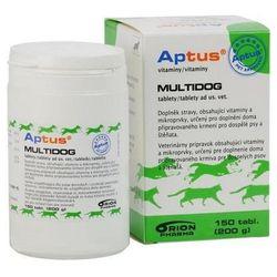 ORION PHARMA Aptus MultiDog preparat witaminowo-mineralny dla psów 150tabl. z kategorii Witaminy dla psów