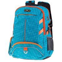 Spokey Plecak szkolno-sportowy  838113 niebieski (5901180381130)