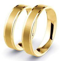 Obrączki goldendreams Obrączki ślubne goldendreams gd1-5 (komplet), kategoria: obrączki ślubne