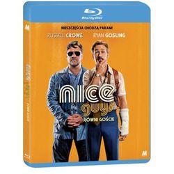 Nice Guys. Równi goście (Blu-ray) z kategorii Filmy przygodowe