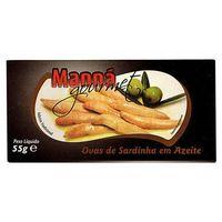 Ikra z sardynek w oliwie 55g  marki Manná gourmet