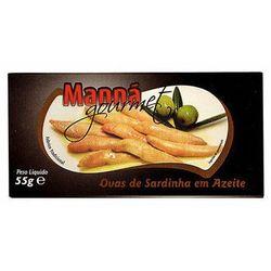 Ikra z sardynek w oliwie 55g , marki Manná gourmet