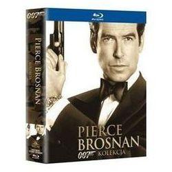 007 Pierce Brosnan - Kolekcja 4-Dyskowe Wydanie (Blu-Ray) - Apted Michael , Campbell Martin , Roger Spottiswoo