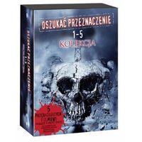 Oszukać przeznaczenie - pakiet filmów 1-5 (5 dvd)  7321909087002 marki Galapagos films