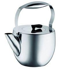 - columbia - zaparzacz do herbaty, polerowany - stal nierdzewna polerowana marki Bodum