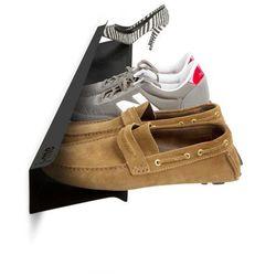 Listwa na buty 120 cm czarna, JMEHOR1200-BLK