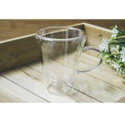 Giardino / home-akcesoria kuchenne Giardino home kubek szklany z podwójnymi ściankami 160 ml