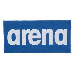 Arena gym soft ręcznik, royal-white 2019 ręczniki i szlafroki sportowe