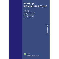 Sankcje administracyjne, pozycja wydana w roku: 2011