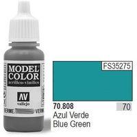 Vallejo Farba Nr70 Green Blue Matt 17ml - sprawdź w wybranym sklepie