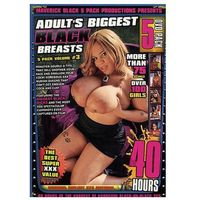 ADULTS BIGGEST BLACK BREASTS 5 DVD pack