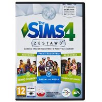 The Sims 4 Zestaw 3 (PC)