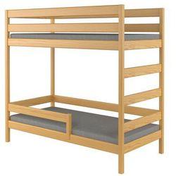 Łóżko piętrowe dziecięce Wanda Plus 200x90x180