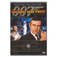 James Bond: 007 Żyje się tylko dwa razy (DVD) - Lewis Gilbert