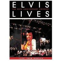 He Lives: The 25th Anniversary (DVD) - Elvis Presley