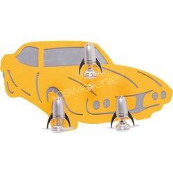 AUTO III yellow - lampa dziecięca z kategorii Pozostałe oświetlenie
