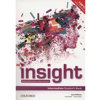 Insight Intermediate Students Book (Ministry Approved) (Poland)