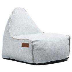 Pufa SACKit RETROit Cobana Outdoor 80x70x96 biała, kolor biały