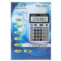 Kalkulatot Taxo TG-3342 srebrny (5907437630129)