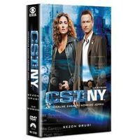 CSI: Kryminalne zagadki Nowego Jorku, sezon 2 (DVD) - Emilio Estevez, Deran Serafin (5903570142161)